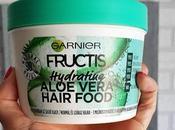 Experiencia Curly Hair Food Aloe Garnier