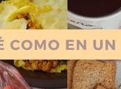video ¿QUÉ COMO DÍA? desayuno,comida,merienda,cena!