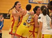 Galería emociones Club Bàsquet Femení Viladecans-GEiEG Girona (fase ascenso Liga Femenina