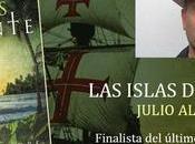 islas poniente, novela histórica Julio Alejandre