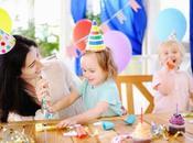 Decoración comida para fiesta cumpleaños