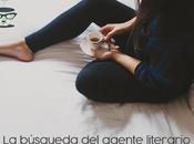 Buscar agente literario (editorial)