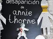desaparición Annie Thorne Tudor)