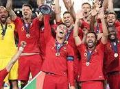 Portugal conquista casa primera edición UEFA Nations League