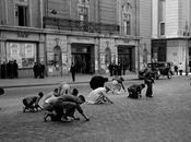 Fotos antiguas Madrid: hambre invisible