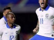 Brasil gana Bolivia debut Copa América