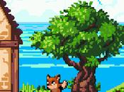 Arranca campaña crowdfunding FoxyLand para Mega Drive