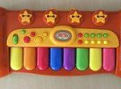 Cómo tocar canciones piano infantil