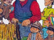 Campesino viñetas.