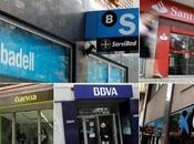 ¿Por están bajando tanto acciones bancos?