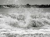Fotos Blanco Negro Potentes. Paisaje marino