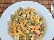 Ensalada pasta (sin gluten) mayonesa mostaza