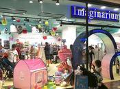 Imaginarium cambia tiendas: abre primera tienda espacio para niños jueguen