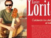 Magazine Bajos Bajistas Entrevista Xavier Lorita