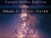 Eutonía Evolución, Autoconocimiento para mejorar salud. Taller YogaSala Málaga, Sábado julio.