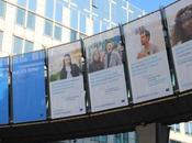 Exposición retratos Parlamento Europeo Bruselas #IAmEurope