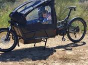 Bicicleta eléctrica para llevar niños: probamos ecargo bike Riese&Muller