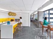 Sostenible saludable: nueva sede Sociedad Americana Diseñadores Interiores