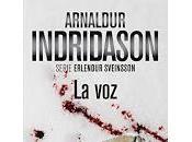 voz, Arlandur Indridason
