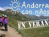 propuestas Andorra niños este verano