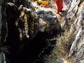 Nuevas simas encontradas Santiago-Pontones (Jaén)