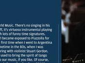 Peter Hammill elije Astor Piazzolla como ícono musical