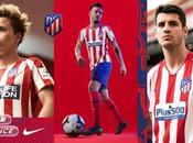 Nueva camiseta Atlético Madrid para temporada 2019-20