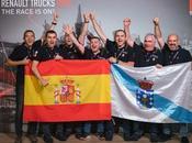 BarreirosTruck Talleres Craf Ourense, segundos mundo RTEC 2019