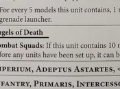 Nuevos indicios nuevo codex Marines Espaciales