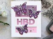 Butterflies Mini Card