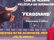 Proyección «Ferdinand» Fuenlabrada