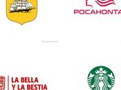 Este diseñador rediseñado logos famosos como fueran películas Disney