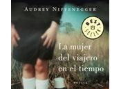 mujer viajero tiempo, Audrey Niffenegger