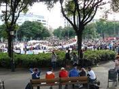#acampadabcn persiste