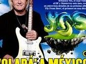 Entrevista CHRIS SQUIRE (Mexico)