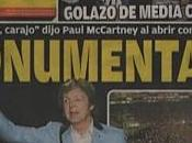 PAUL McCARTNEY Perú