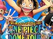 piece dome tour