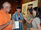Pomares entrega Premios Literarios Colegio Inmaculada Jesuitas Alicante 2011