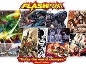 FLASHPOINT: Geoff Johns destruyen Universo