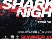 "Primer poster ""shark night"