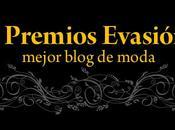 Premio Evasión mejor blog moda