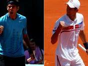 Roland Garros: Potro Djokovic ganaron verán caras