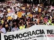 Democracia real spanish revolution versus revolución interior