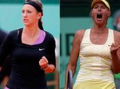 Roland Garros: Azarenka Sharapova cerraron jornada triunfos