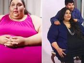 Ashley Reyes perdió Kilos 600-lb Life sigue bajando