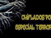Podcast Chiflados cine: Especial películas terror para verano.