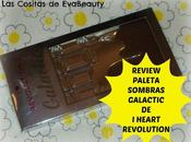 Review Paleta sombras ojos Galactic Heart Revolution