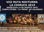 Ruta nocturna 2019