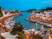 Conoce belleza Mediterráneo Menorca