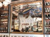 Casa Delfín, cocina mercado restaurante histórico Born